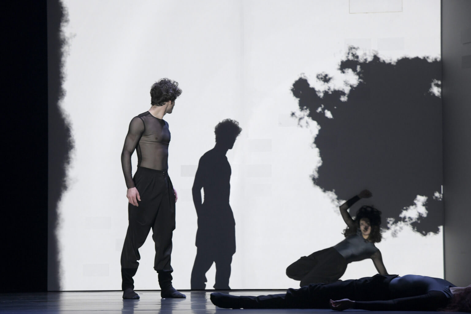 "Foto aus dem Ballett ""Rise"""